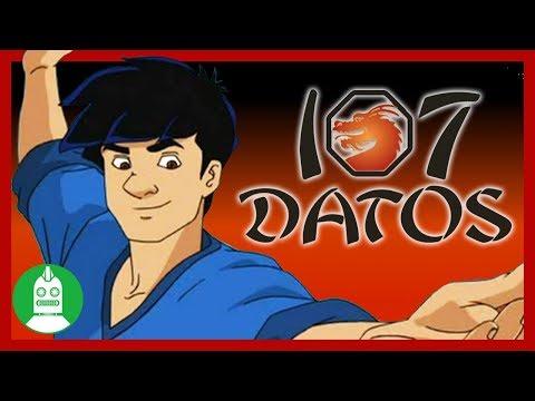 107 Datos De Las Aventuras de Jackie Chan Que DEBES Saber (Atómico #167) en Átomo Network