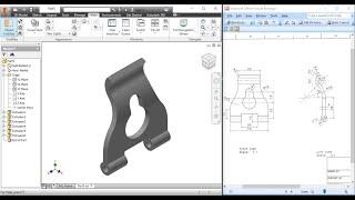 Autodesk Inventor Example 5 Hi…
