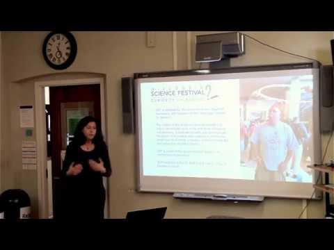 "LSC Colloquium: Laura Heisler and Kate Rose: ""Science Festivals as Platforms..."""
