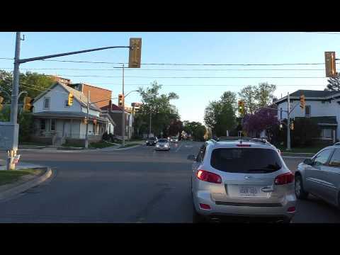 Kitchener/Waterloo Uptown To Downtown