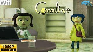 Coraline - Wii Gameplay 1080p (Dolphin GC/Wii Emulator)