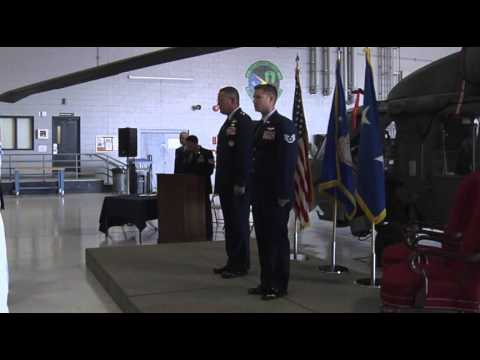 Nellis Airman Staff Sergeant Justin Tite Receives the Distinguished Flying Cross