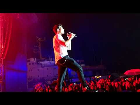 """Wincent Weiss """"An Wunder"""" 22.06 in Rostock"""