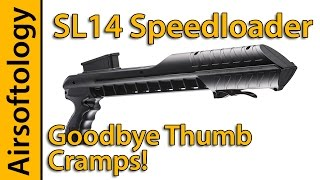 SL14 Speedloader Review - Elite Force | Airsoftology
