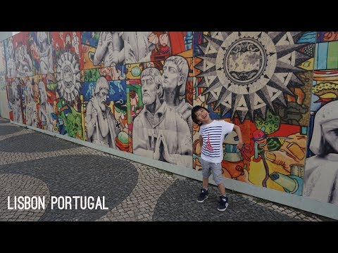 Wonderful city of Lisbon, Portugal