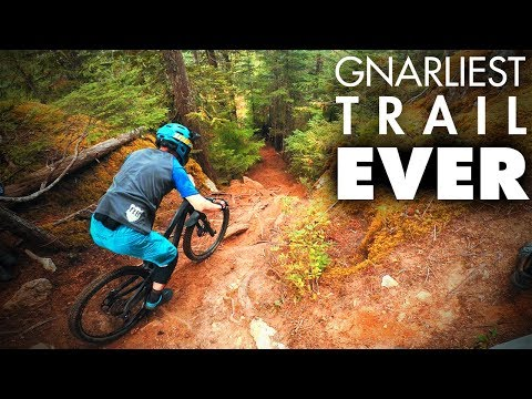 Is this the hardest trail in the world? - MBR