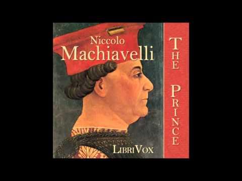 The Prince by Niccolo Machiavelli (Audio Book) HD Ch 1 - 5