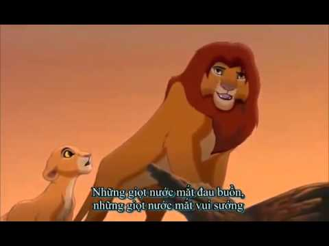 We are one ( Vietsub )- Nhạc phim Lion King
