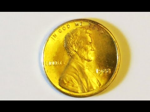 "Making a ""Gold"" Penny - A Copper/Zinc Alloy (Brass)"