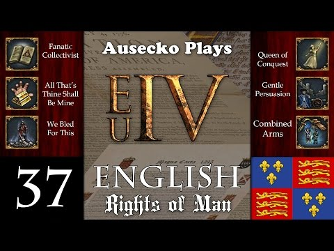 EUIV Rights of England 37 [Our Island Home]