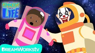 Creepy CLOWN in Space | YOUR COMMENTS COME TO LIFE