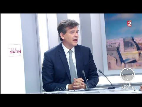 Les 4 vérités - Arnaud Montebourg