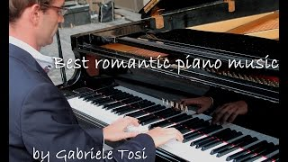 Relaxing romantic music piano, musica pianoforte romantica by Gabriele Tosi