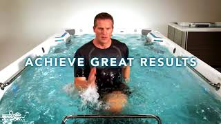 Endless Pools Fit@Home  - A New Aquatic Workout Series You Want to Know About