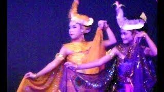 Tari Merak Subal Jawa Tengah - Tari Tradisional Jawa