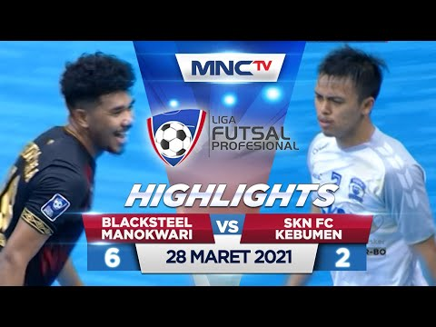 BLACKSTEEL MANOKWARI VS