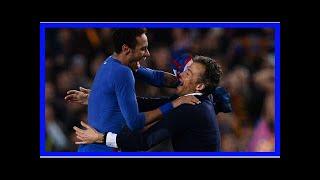 Noticias de última hora   Neymar le dijo a Al Khelaifi en Brasil que quiere a Luis Enrique