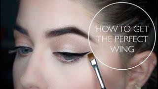 Easy Winged Eyeliner Tutorial for Beginners