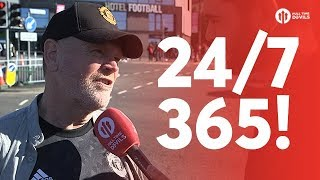 365 DEDICATION! Manchester United 1-0 Watford