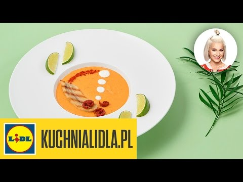 Zupa Pomidorowa Z Bananami Daria ładocha Kuchnia Lidla