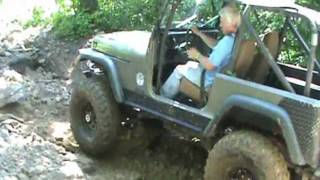 2011 MN Trail Riders Jeep 4x4 Club at Frontenac Farms