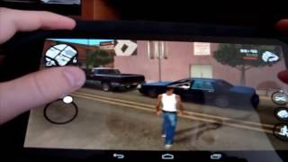 Установка GTA:San Andreas на Android (6.0.1)