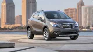 Real World Test Drive 2013 Buick Encore