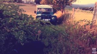 1971 Land Rover Series IIA 109 Station Wagon