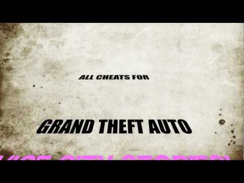GTA Vice City Stories - All Cheat Codes (PSP)