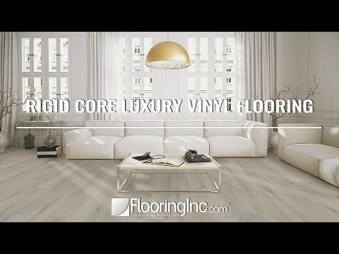 Rigid Core Luxury Vinyl Flooring