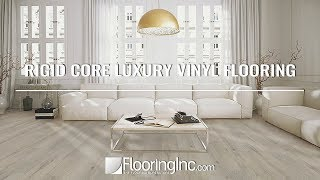 Rigid Core Luxury Vinyl Flooring