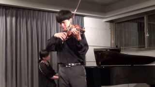 J. Sibelius / Violin Concerto Op.47 Mov. II: Adagio di molto
