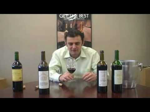 Bordeaux wine tasting in honor of a friend. - Episode #78