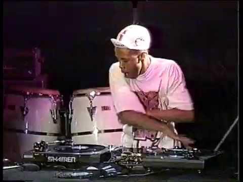DMC EUROPEAN DJ Mix Championship 1990 DJ RECKLESS dmc_WINNER ! {VIDEO RAW}