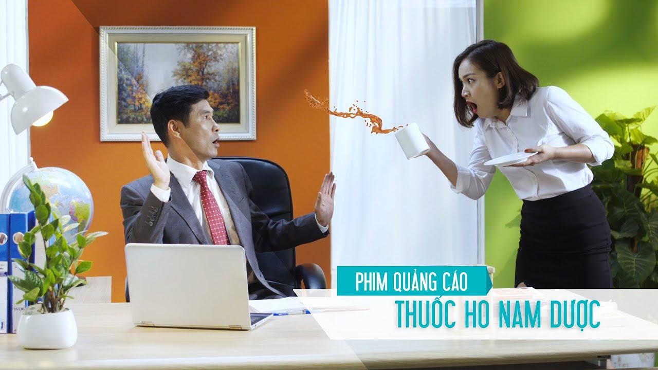 Sản xuất TVC Dược phẩm - Thuốc ho Nam Dược
