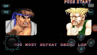 How to do Shoryuken In Streetfighter 2 Champion Edition