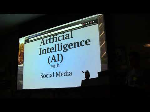 Artificial Intelligence with Social Media—Tim Hemmer at NebraskaJS Omaha