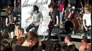 BlessTheFall-Theres a fine line between love and hate