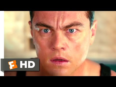 The Great Gatsby (2013) - Poolside Murder Scene (9/10) | Movieclips