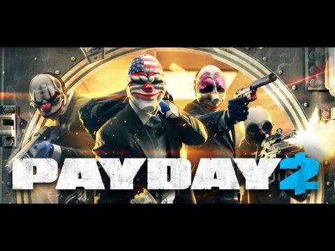 Payday 2 Bank Heist stealth  episode 6 (We Return)