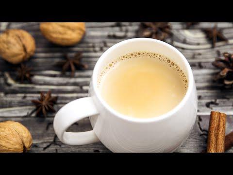Вопрос: Как приготовить чай с молоком и специями?
