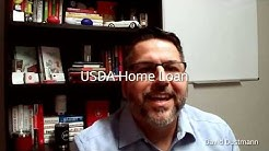 What's a USDA Home Mortgage