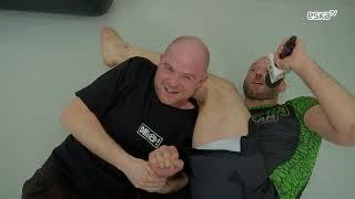 Trening MMA z Kamilem Umińskim i Marcinem Tyburą | Weekend z ESKA TV