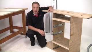 Build It With Bosch Project 6 Multi Bench With L-boxx Storage Part 1