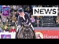 Helen Langehanenberg takes first place with incredible style   News   FEI World Cup™ Dressage