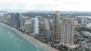 Miami Helicopters Grand Tour with descriptions