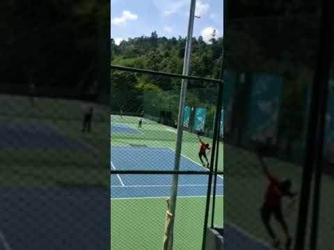 PON XX Papua: Hasil Hari Pertama Cabor Tenis Nomor Beregu