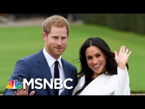 Why Meghan Markle's Wedding Is More Personal For African Americans | AM Joy | MSNBC