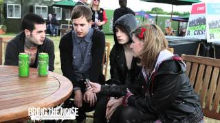 Bring The Noise UK - Rise To Remain Interviewed at Download Festival 2011