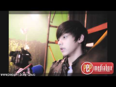 Daniel Padilla is surprised that his first self-titled music album had gone gold